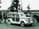 Images of International D-2 ½-ton Station Wagon 1937–38