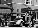 International D-2 ½-ton Station Wagon 1937–38 photos