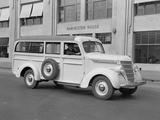 International D-2 Station Wagon 1940 pictures