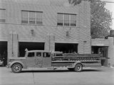 International D-Series Firetruck 1941 pictures