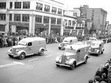International D-2 Ambulance 1942 pictures