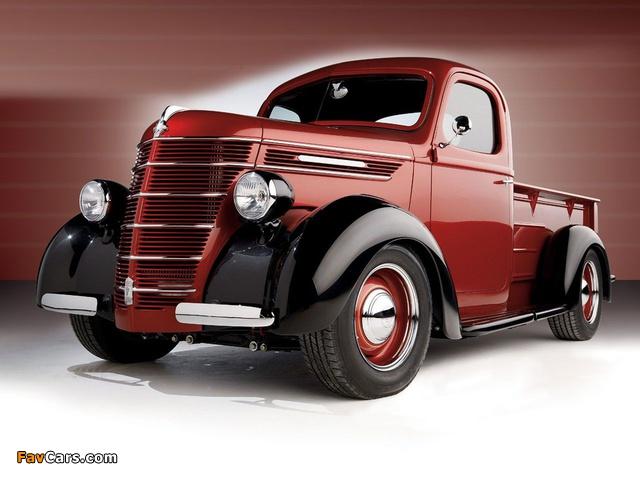 International DMAXX Show Truck 2008 images (640 x 480)