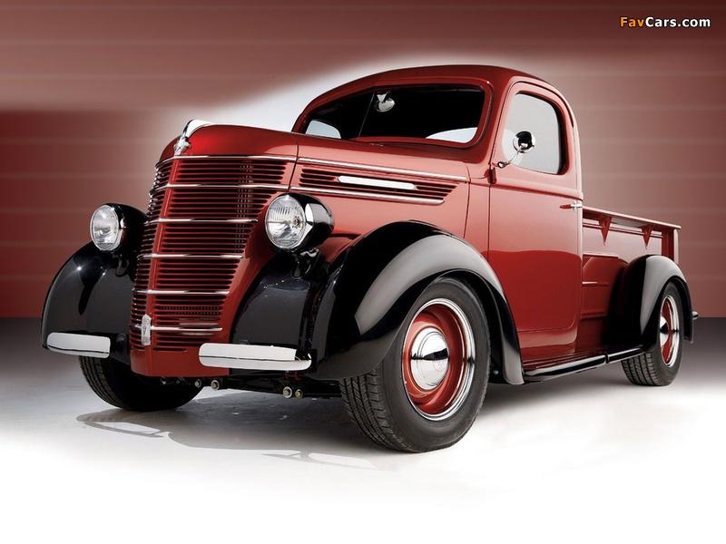 International DMAXX Show Truck 2008 images (800 x 600)