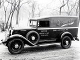 Photos of International D-1 Delivery Panel Truck 1933
