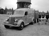 Photos of International D-2 Ambulance 1942