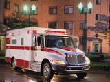 Images of International DuraStar 4300 Ambulance 2002