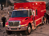 Images of International DuraStar 4400 Firetruck 2002