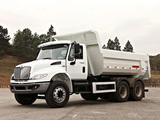 International DuraStar 4400 6x4 Dump Truck 2002 images