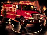 International DuraStar 4400 Firetruck 2002 wallpapers