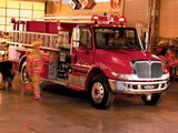 Photos of International DuraStar 4400 Firetruck by Pierce 2002