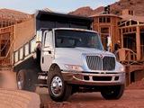 International DuraStar 4400 Dump Truck 2002 wallpapers