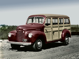 Images of International K-3 Station Wagon 1941