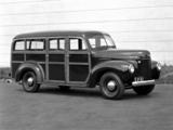 International K-3 Station Wagon 1947 wallpapers