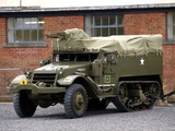 International M9A1 Half Track 1943 wallpapers