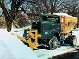 Pictures of International M-Series Snow Plow Truck 1970