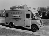 International Metro Bookmobile by Rock Hill Body Company (LM-Series) 1952 wallpapers