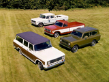 Pictures of International Scout, Travelall and Travelette Trucks