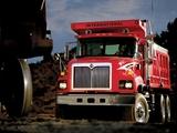 International PayStar 5500i Dump Truck 2002 images