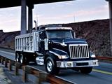 International PayStar 5900 SBA Dump Truck 2002 images