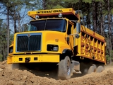 International PayStar 5600i Dump Truck 2002 wallpapers