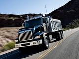 International PayStar 5900 SBA Dump Truck 2002 wallpapers
