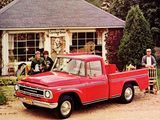 Pictures of International Pickup (C900/1500) 1968
