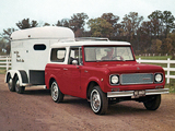 International Scout 800A Traveltop 1969–70 pictures