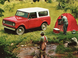 International Scout 800A Traveltop 1969–70 wallpapers