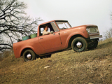 Photos of International Scout 800A 1969–71