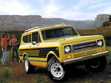 Pictures of 1979 International Scout II XLC Wagon