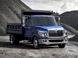International TerraStar Dump Truck 2010 pictures