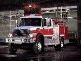 Photos of International WorkStar 4x2 Firetruck 2008