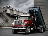 Photos of International WorkStar 6x4 Dump Truck 2008