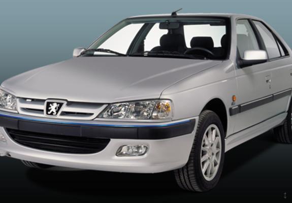Iran Khodro Peugeot Pars Elx 1999 Photos