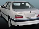 Iran Khodro - Peugeot Pars (ELX) 1999 photos