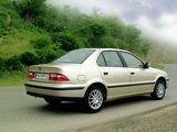 Iran Khodro Samand 2002 images