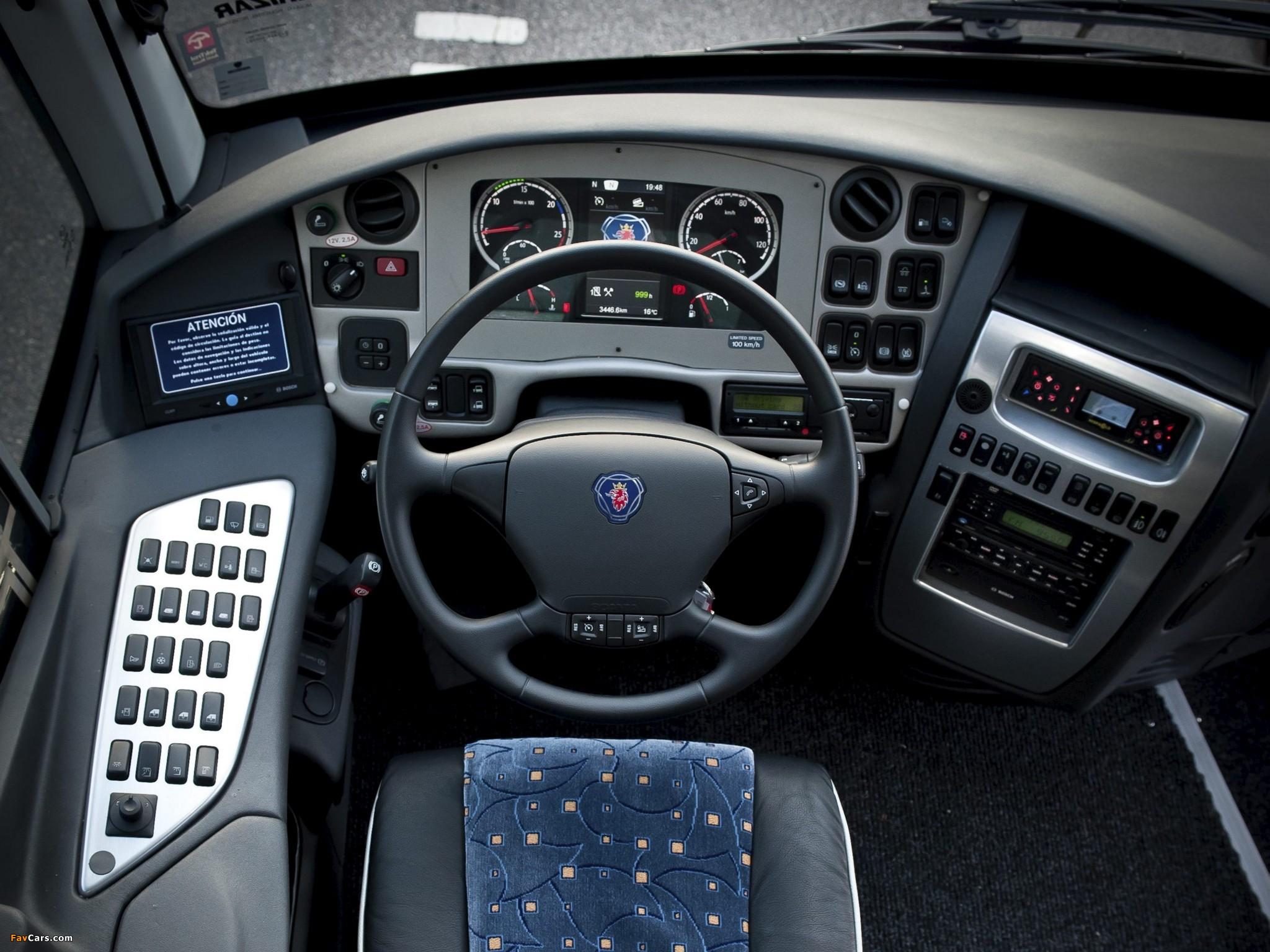 Irizar Scania i6 6x2 2010 images (2048 x 1536)