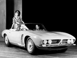 Iso Grifo Spider 1966 wallpapers