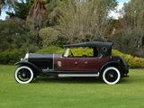 Isotta-Fraschini Tipo 8 Tourer by Cesare Sala 1923 wallpapers