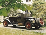 Isotta-Fraschini Tipo 8A Roadster by LeBaron 1928 wallpapers