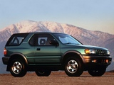 Pictures of Isuzu Amigo S Hard Top 1999