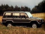 Isuzu Bighorn Lotus Special Edition 1989 images