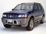 Images of Isuzu Rodeo VX Concept 1999