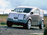 Isuzu ZEN Concept 2001 wallpapers