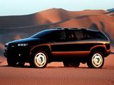 Pictures of Isuzu XU-1 Concept 1993