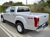 Images of Isuzu D-Max Double Cab 2012