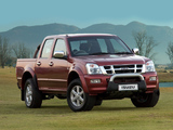 Isuzu D-Max Double Cab 2002–06 photos