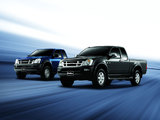 Isuzu D-Max Extended Cab 2002–06 wallpapers