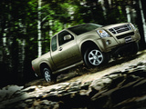 Isuzu D-Max Extended Cab 2006–10 wallpapers