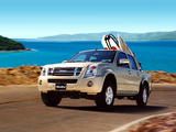 Isuzu D-Max Double Cab 2006–10 wallpapers